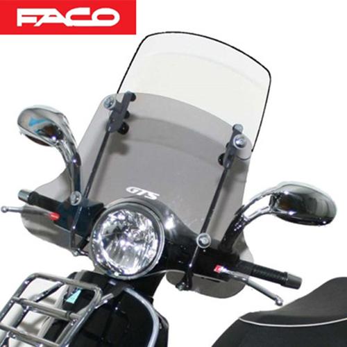 [FACO] 파코 베스파 GTS 125-300 전용 트윈 스크린 22791