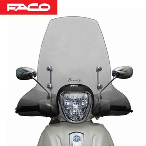 [FACO] 파코 피아지오 비버리 350 스포츠투어링 전용 롱 스크린 23096