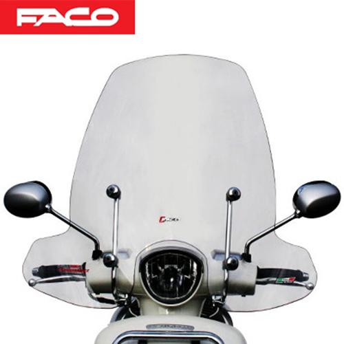 [FACO] 파코 푸조 장고 DJANGO 125-150 전용 롱 스크린 23371