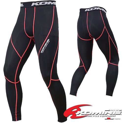 [KOMINE] PKL-123 Cool Compression Underpants 드라이 쿨팬츠!!