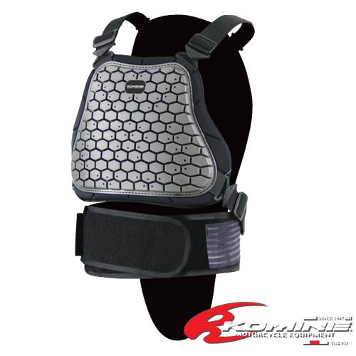 KOMINE SK-680 Extreme Body Armor CE LEVEL 2 오토바이 상체보호대