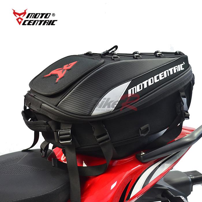 [MOTOCENTRIC] 오토바이용 리어백 헬멧수납 가능